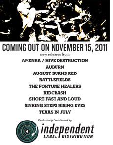 ILD New Releases November 2011