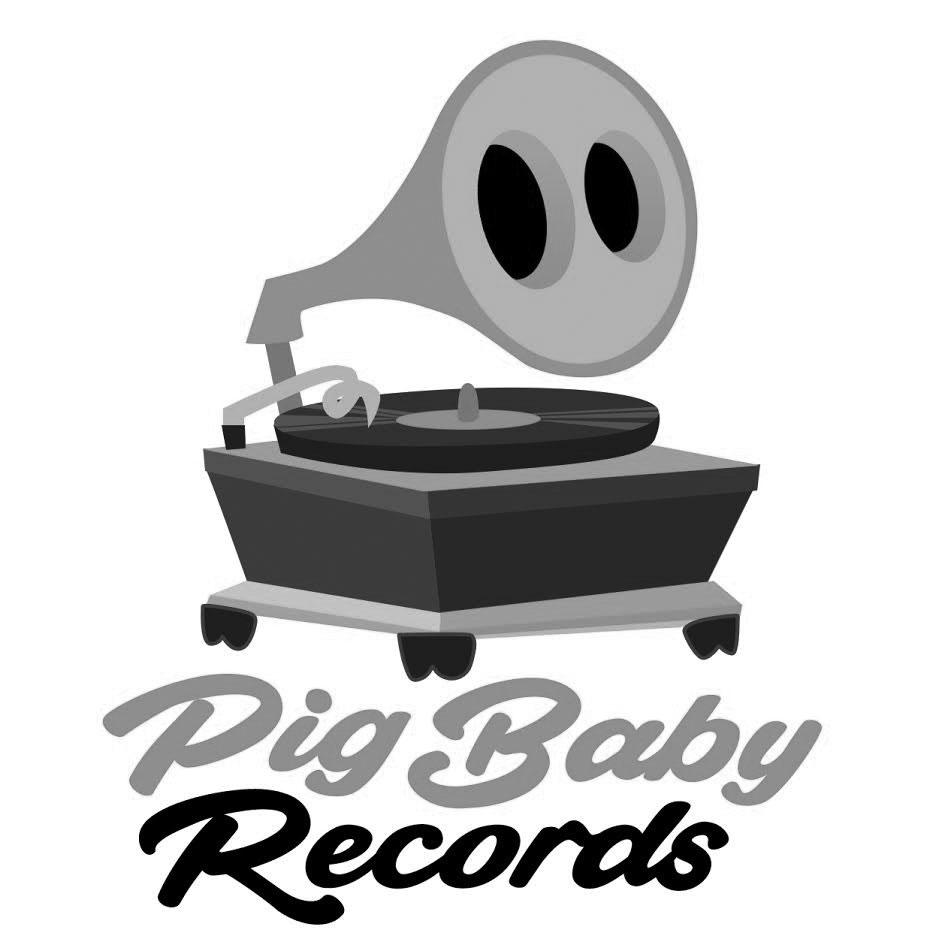 PigBaby_BW